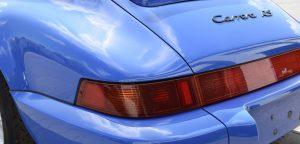 Porsche 964 Carrera RS maritimblau
